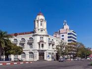 ရန်ကုန်ရှိ AYA ဘဏ်ခွဲ (၄၅) ခုကိုပိတ်ထားပြီး ကျန်ဘဏ်ခွဲများ ပုံမှန်အတိုင်းဖွင့်မည်