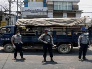 ကိုဗစ်ကာလတွင် တစ်မြို့နယ်မှ တစ်မြို့နယ် သွားလာခြင်းမရှိရန် ရဲတပ်ဖွဲ့မှ ကင်းလှည့်စစ်ဆေးမည်