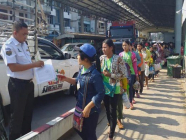 မြန်မာရွှေ့ပြောင်း အလုပ်သမားများ သင်္ကြန်ကာလ ပြည်တွင်းသို့ ပြန်လာခြင်းများ မလုပ်သင့်ကြောင်း အကြံပြု
