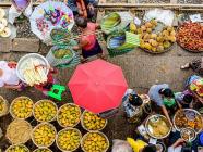 တောင်ဥက္ကလာပ မြို့နယ်တွင် အသားငါးနှင့် ဟင်းသီးဟင်းရွက်များ Call Center မှတစ်ဆင့် ဝယ်ယူနိုင်