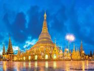 ထူးခြားဖြစ်စဉ်များနဲ့ မြန်မာနိုင်ငံရဲ့ အထင်ကရ လေးဆူဓာတ်ပုံ ရွှေတိဂုံ