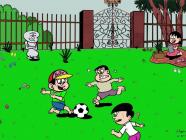 ငယ်ငယ်က ဖတ်ခဲ့ရတဲ့ ကာတွန်းတွေကို အသံထွက် ရုပ်ပြအနေနဲ့ Yoke Pya မှာ ပြန်လည်ခံစားနိုင်