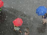 ရန်ကုန်မြို့နှင့် အနီးတဝိုက်တွင် ယခုရက်ပိုင်းအတွင်း နေရာကွက်ကျား မိုးထစ်ချုန်း ရွာမည်