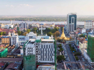 စင်္ကာပူနိုင်ငံထက် (၂) ဆ ကျယ်ဝန်းမည့် ရန်ကုန် အနောက်ဘက်ကမ်း မြို့သစ် စီမံကိန်း စတင်တည်ဆောက်