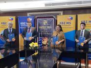 မြန်မာနိုင်ငံရှိ Inter Pan၏ ရင်းနှီးမြှုပ်နှံသူများကို KBZMS ကျန်းမာရေးအာမခံ အခမဲ့ပေးမည်