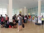 COVID 19 လူနာနှင့်အတူ စီးနင်းလိုက်ပါလာသည့် Air KBZ မှ ခရီးသည် (၆၈)ဦးအနက် (၄၆)ဦးနှင့် အဆက်အသွယ်ရရှိ