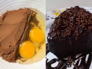 လုပ်ရလွယ်ကူပြီး စားလို့ကောင်းတဲ့ Milo Cake လေး