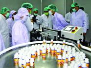 ဆေးဝါးထုတ်လုပ်ရေး စက်ရုံများကို ပထမ ဦးစားပေးအနေဖြင့် စစ်ဆေး
