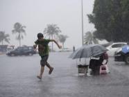 တိုင်းနှင့် ပြည်နယ်အားလုံးတွင် မုန်တိုင်းအရှိန်ကြောင့် မိုးဆက်လက် ရွာသွန်းမည်