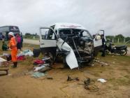ရန်ကုန်-မန္တလေး အမြန်လမ်းတွင် ယခင်နှစ်ထက် ယာဉ်တိုက်မှု (၁၃၀၀) ကျော် လျော့နည်း