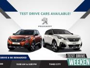ကိုယ်တိုင် စမ်းသပ်မောင်းနှင်ရင်း လက်ဆောင်တွေ ရယူနိုင်မယ့် Test Drive Weekend
