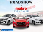 MAKRO Myanmar မှာ စတင် ကျင်းပနေပြီဖြစ်တဲ့ Suzuki Roadshow